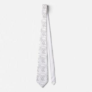 Lazo de Edgar Allan Poe Corbata Personalizada