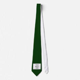 Lazo de encargo de la sola imagen corbata