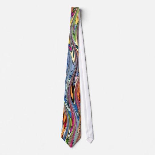 Lazo de encargo de mármol corbatas