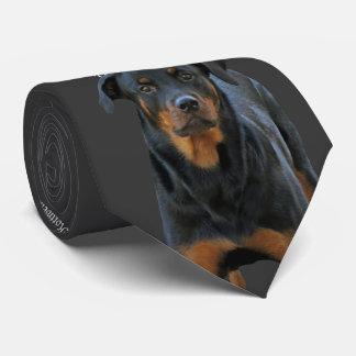Lazo de Heidi Rottweiler Corbatas Personalizadas