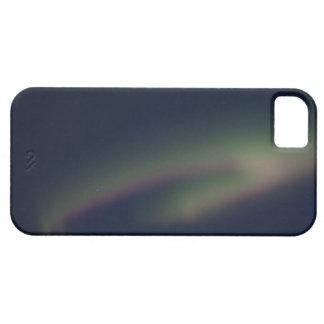 Lazo de la aurora boreal funda para iPhone SE/5/5s