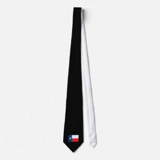 Lazo de la bandera de Tejas Corbata