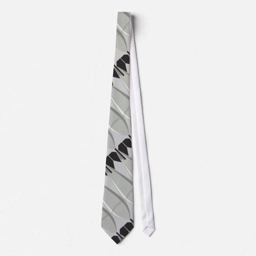 Lazo de la bomba atómica corbata personalizada