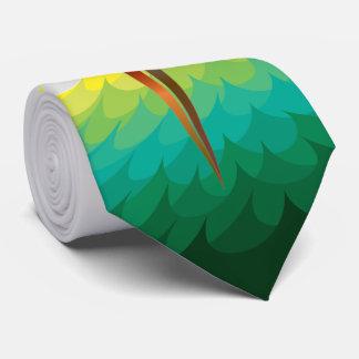 Lazo de la espada de los pescados de Jesús Corbata Personalizada