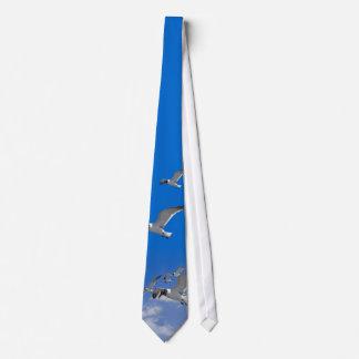 Lazo de la gaviota corbatas