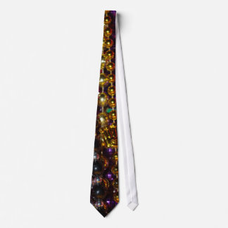 Lazo de la gota del carnaval corbatas personalizadas