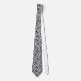 Lazo de la llave maestra corbatas