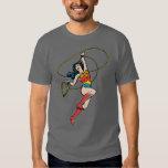 Lazo de la Mujer Maravilla de la verdad Camisas