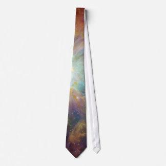 Lazo de la nebulosa de Orión Corbata Personalizada