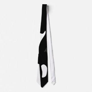 Lazo de la orca corbata personalizada