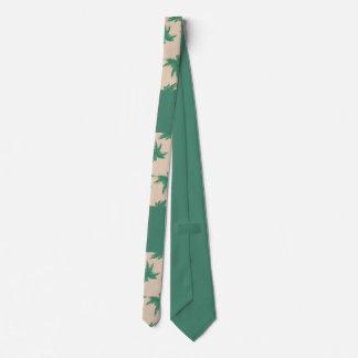 Lazo de la palma de coco corbata