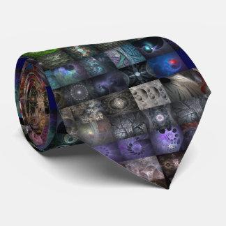"""Lazo de la """"progresión"""" corbata personalizada"""