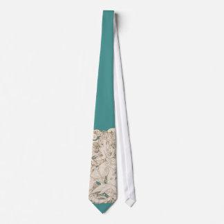 Lazo de la sirena corbata