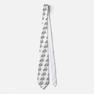 Lazo de las codornices de California Corbata Personalizada