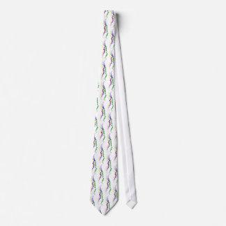 Lazo de las gotas del carnaval corbata