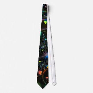 Lazo de las joyas del espacio corbatas personalizadas