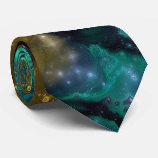 Lazo de las nebulosas 4 del fractal corbatas