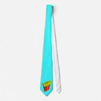 Lazo de las PATATAS FRITAS Corbatas Personalizadas