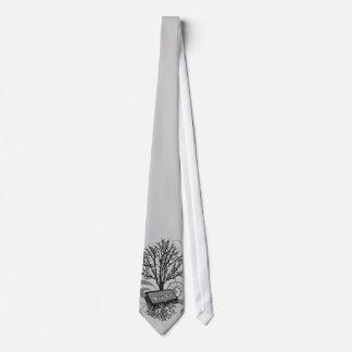 lazo de las raíces 80s corbata personalizada