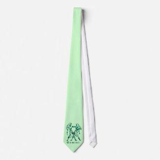 Lazo de los géminis corbata