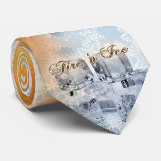 Lazo de los hombres del hielo de n del fuego el ' corbatas personalizadas