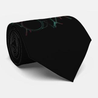 Lazo de los tambores corbatas personalizadas