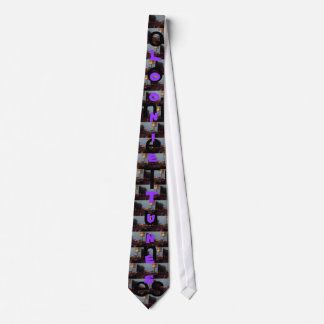 Lazo de los tonos de Loonie Corbata Personalizada