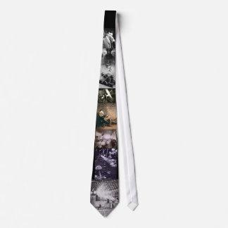 Lazo de Nikola Tesla Corbata Personalizada