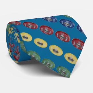 Lazo de parachoques de la placa del levantamiento corbata