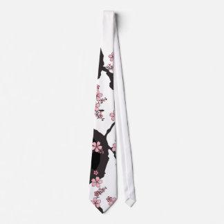 Lazo de Sakura Corbatas Personalizadas