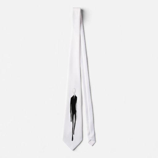 Lazo de Slenderman Corbatas
