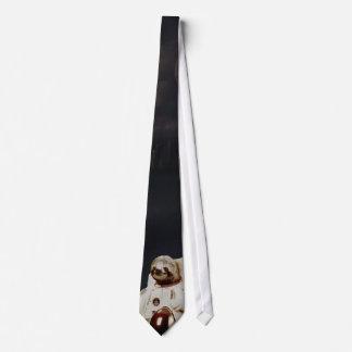 Lazo de Slothstronaut Corbatas Personalizadas
