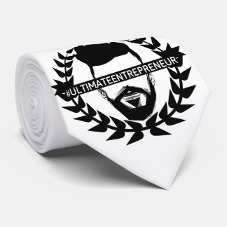 Lazo de The#UltimateEntrepreneur Corbata Personalizada