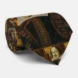 Lazo de William Shakespeare Corbata Personalizada