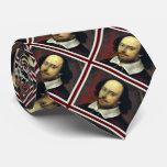 Lazo de William Shakespeare Corbatas
