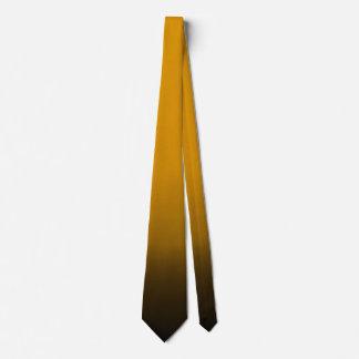 Lazo del amarillo de la mostaza corbata personalizada
