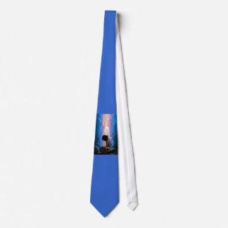 Lazo del ángel de guarda corbatas