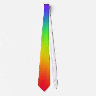 Lazo del arco iris corbatas personalizadas