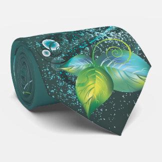 Lazo del arte abstracto 24 corbata
