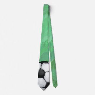 Lazo del balón de fútbol corbata personalizada