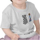Lazo del bebé camiseta