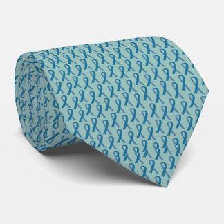 Lazo del cáncer ovárico corbata personalizada