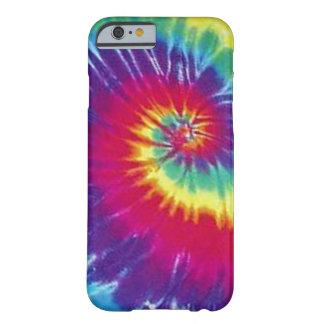 Lazo del cielo del Hippie teñido Funda Para iPhone 6 Barely There