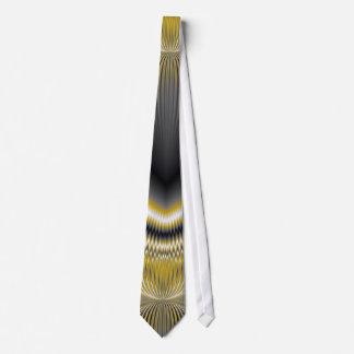Lazo del ~ de la mina de oro corbata personalizada