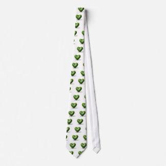 Lazo del diseño del amante del golf corbatas personalizadas