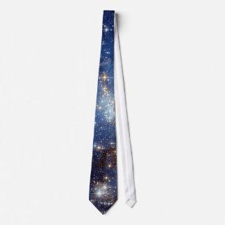 Lazo del espacio corbata personalizada