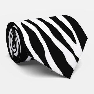 Lazo del estampado de animales del modelo de la corbata personalizada