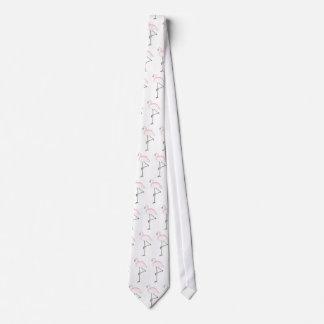 Lazo del flamenco corbata personalizada