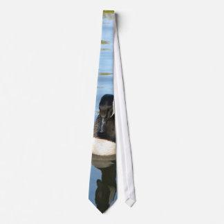 Lazo del ganso corbata personalizada