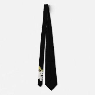 Lazo del gato de Coon de Maine del hombre Corbata Personalizada
